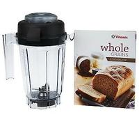 50.00Vitamix 32oz. Dry Blade Blending Container with Recipe Book