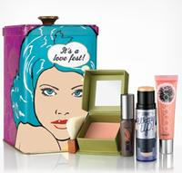 New Holiday Gift Sets+ Free Deluxe Samples over $40 @ Benefit Cosmetics