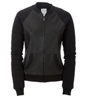 $14.40Aeropostale Women's Full-Zip Bomber Jacket