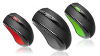 AERB Wireless Bluetooth Mouse w/ Built-In Speaker & Microphone