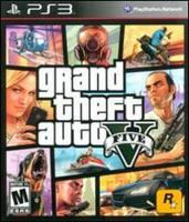 Used Grand Theft Auto V for PS3 or Xbox 360