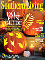 $5 ($64.87, 92% OFF)Southern Living (13 Issues)