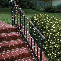 $722-Foot Solar Powered Christmas Lights