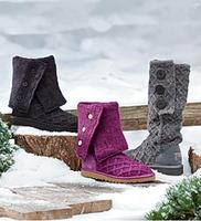 Up to 32% Off + Extra 25% OffUGG Australia Boots,Shoes and Slippers @ Plow & Hearth