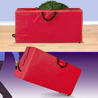 $17Christmas Tree Rolling Storage Bag