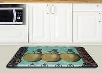 Anti-Fatigue Printed Kitchen Floor Mats