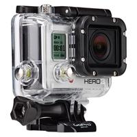 $199.99 + Free $20 Gift Card GoPro HERO 3 White Edition Camcorder (CHDHE-301)