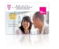 T-Mobile Prepaid 3-in-1 SIM Starter Kit