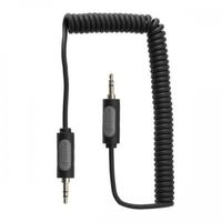Griffin Male-to-Male Coiled Aux Audio Cable