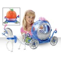 $20Disney Princess Cinderella's Transforming Pumpkin Carriage