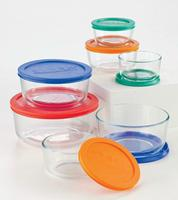 Pyrex 14-Piece Food Storage Set w/ Lids