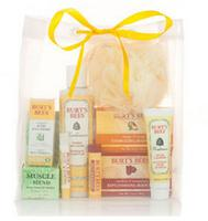 50% OffHoliday Sampler Gift Bag @ Burt's Bees