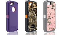 $12.99包邮OtterBox Defender Apple iPhone 5手机壳