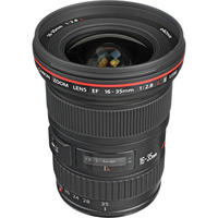 $949Canon EF 16-35mm f/2.8L II USM Lens Refurbished