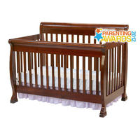 DaVinci Kalani 4-in-1 Convertible Crib + Free Twilight 6 Crib Mattress