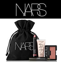Free 4 Deluxe Miniswith orders over $70 @ NARS Cosmetics