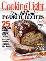 $5Cooking Light(12 Issues) @ Magazine Outlet