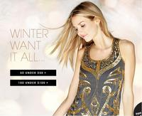 Extra 40% OFF + Free ShippingAll Orders @ Piperlime