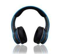 $49.97STREET by 50 Cent Wired Over-Ear Headphones - Blue by SMS Audio