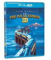 The Polar Express on 3D Blu-ray