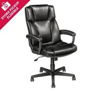 $64.99OfficeMax Breckland High Back Executive Leather Chair
