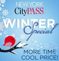 Extended Validity PeriodCity Pass Winter Promotion:(75 Days Instead of 9 Days) for Selected Cities