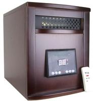 Suntec 1200-Sq. Ft. Portable Electric Space Heater