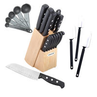 $13.99Farberware 22 Piece Ultra-Sharp Cutlery Tool Set @ Pfaltzgraff