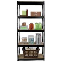 Colossal Rack 5-Tier Steel Shelving Unit