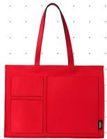 Large Outer-Pocket Tote