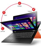 "$999 Lenovo IdeaPad Yoga 2 Pro Ultrabook 2-in-1 13.3"" Touch-Screen Laptop - 8GB Memory"