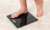 Vivitar Body Pro Digital LCD Bathroom Scale with One-Year Warranty.
