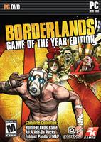 Borderlands Game of the Year Edition PC Digital Download