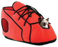 Etna Products Red Shoe Cat House