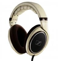 $170Sennheiser HD 598 Headphones (Burl Wood Accents)
