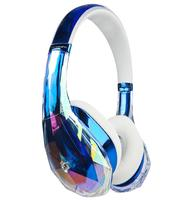Monster® Limited Edition Diamond Tears® -- DiamondZ™ On-Ear Headphones Clear Blue @ Monster Products, Dealmoon Exclusive