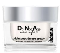20% OFFDo Not Age with dr. brandt triple peptide eye cream