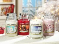 Buy 1 Get 1 FreeLarge Jar, Tumbler or Pure Radiance Vase Candles @Yankee Candle