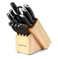 KitchenAid® Classic Soft Grip 12-pc. Cutlery Set