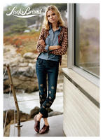 Up to 50% offsale styles @ lucky brand Jeans