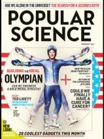 FREEPopular Science Magazine 1-Year Subscription (12 issues)