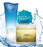 Buy 2 Get 1 Freeselect skincare @ H2O Plus