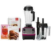 Vitamix Creations TURBO 64 oz. 15-in-1 Blender w/32oz. Dry Container