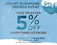 Extra 5% offSears Outlet entire site sale