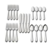 Salisbury Satin 20 Piece Flatware Set
