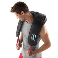 Neck & Shoulder Sport Massager with Heat @ Brookstone