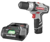 Craftsman Nextec 12.0 V Drill/Driver with Best in Class Torque @ Sears Outlet