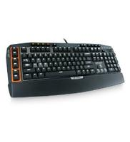 Logitech G710+ Mechanical Gaming Keyboard with Tactile High-Speed Keys - Black