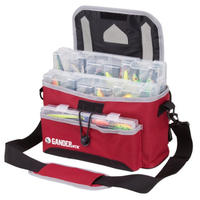 Gander Mtn. Kwikdraw Soft Tackle Bag with Tuff 'Tainer Tackle Boxes