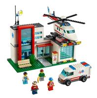 Lego City 4429 Helicopter Rescue Play Set